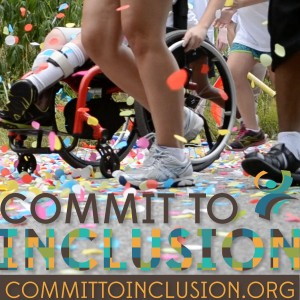 Commit to Inclusion