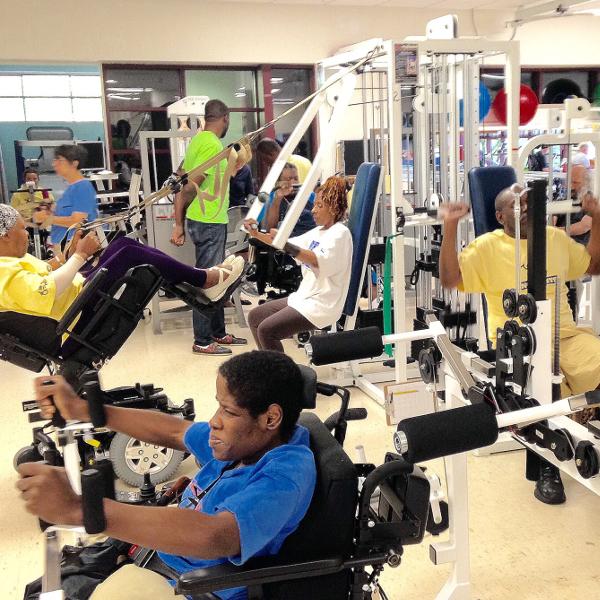 DPI Adaptive Fitness