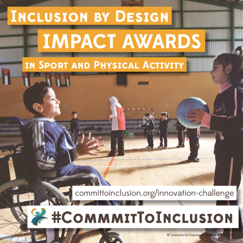 Inclusion by Design Impact Awards Launch