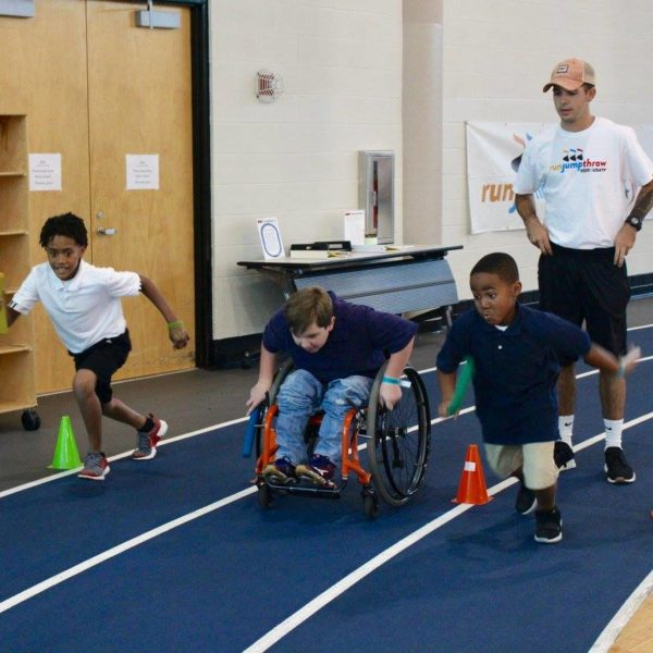 USATF holds first RunJumpThrow program adapted for youth with disabilities